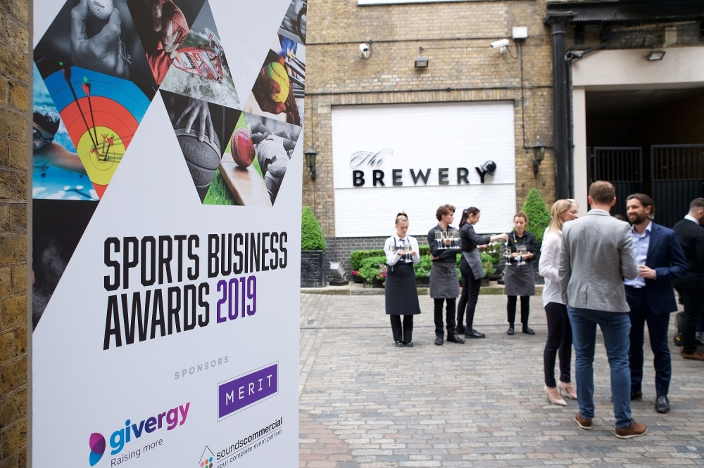 Minority sports punch above their weight at Sports Business Awards